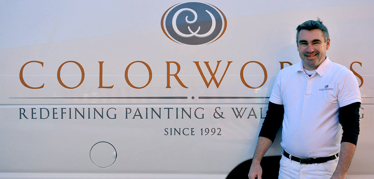 Colorworks - Dave O'Brien, Field Coordinator