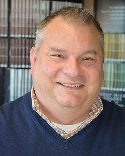 Colorworks - Mark Kasper, Senior Project Manager